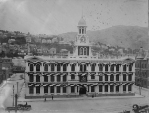 General Post Office, Wellington