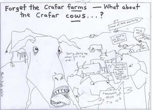 Doyle, Martin, 1956- :Forget the Crafar farms - what about the Crafar cows? 16 February 2012