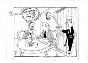 Brockie, Robert Ellison, 1932- :'No worries - my guys will sort it out...' 24 Feburary 2012
