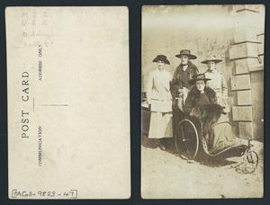 Three Selwyn women and a friend