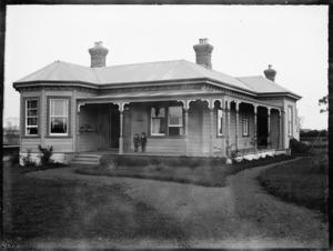 Vaile family house, Otahuhu, Auckland