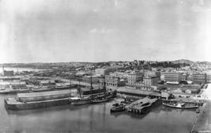 Vaniman, Melvin, 1867-1912 : Auckland city
