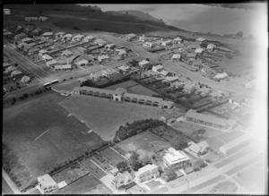 Orakei school and surroundings