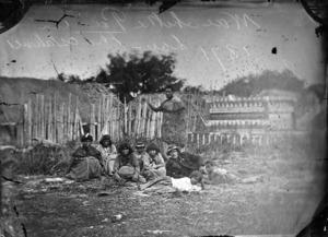 Group at Pawhakairo