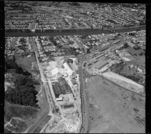 Aramoho Fertilizer Works, Wanganui