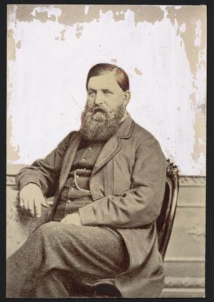 Portrait of William Henry Eyes (1845-1880)