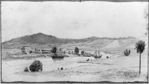 [Richmond, James Crowe] 1822-1898 :Turanganui 25 Jan 1869.