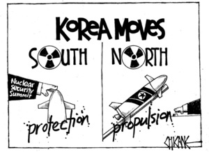 Winter, Mark 1958- :Korea Moves. 29 March 2012