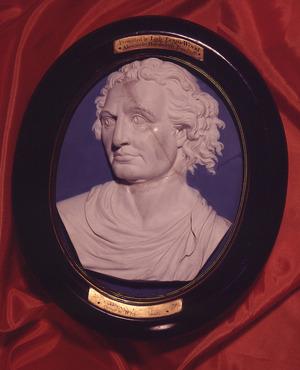 [Flaxman, John] 1755-1826 :Capt. Cook [1779 or 1780] (Etruria, England, Wedgwood])