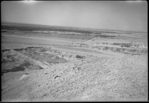 View from the Tura Hills, Egypt - Photograph taken by N Barker