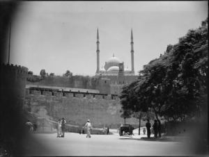 The Citadel, Cairo - Photograph taken by G Kaye