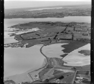 Mangere wastewater treatment plant project, Auckland