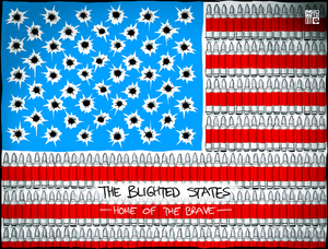 Smith, Hayden James, 1976- :The Blighted States. 10 April 2012