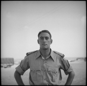 Lieutenant Colonel Leonard Whitmore Thornton - Photograph taken by George Kaye