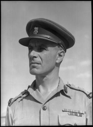 Brigadier H S Kenrick, CBE, DSO - Photograph taken by George Bull