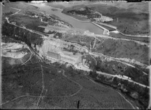 Arapuni hydro project
