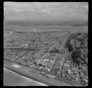 Napier, Hawkes Bay, includes shoreline, township and housing