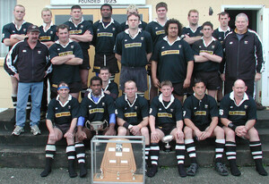 Photographs relating to West Coast Rugby Union clubs