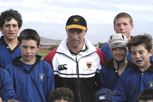 Photographs relating to Rugby Union, Greymouth