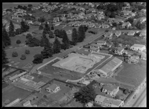 Onehunga Borough Council Swimming Baths, Auckland