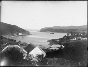 Mangonui and harbour