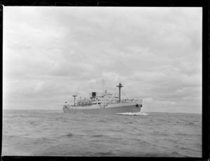 Ship, Port Phillip