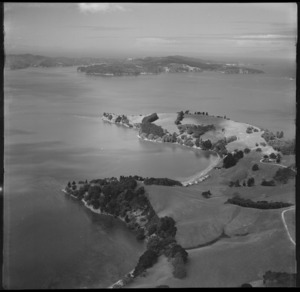 Mullet Point and Scandretts Bay, Auckland