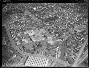 Kauri Timber Company, Penrose, Auckland