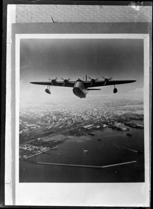 Short Tasman Aircraft (flying boat), Tasman Empire Airways
