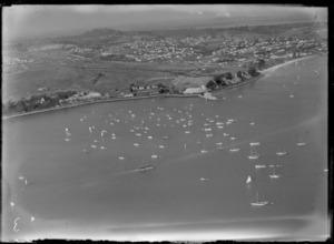 Fort Bastion, Okahu Bay, Auckland