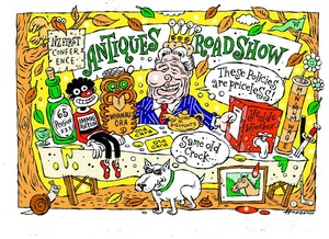 Hodgson, Trace, 1958- :Antiques Roadshow. 17 June 2012