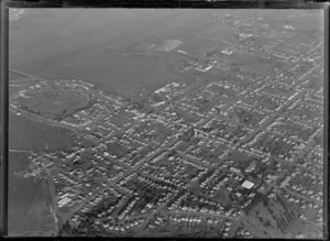 Onehunga, Auckland, including harbour and housing