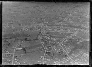 Hamilton, including housing and rural area