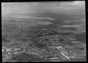Industrial area, Penrose, Auckland City