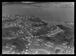 Birkenhead, North Shore, Auckland, including Ponsonby in the distance
