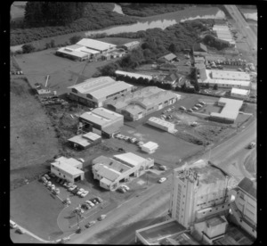 Mt Roskill/Onehunga area, factories