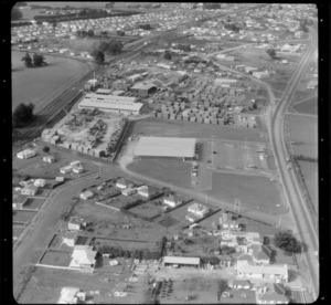 Mt Roskill/Onehunga area, Auckland, including [sawmill ?]