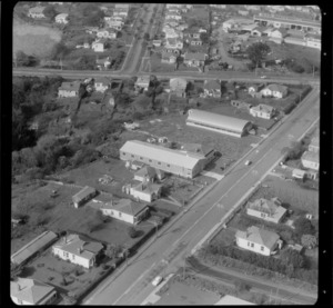 Mt Roskill/Onehunga area, Auckland, including houses and business premises/factories