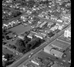 Mt Roskill/Onehunga area, Auckland, including bowling green