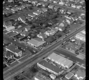 Mt Roskill/Onehunga area, Auckland, including houses and premises of Coster Motors Ltd