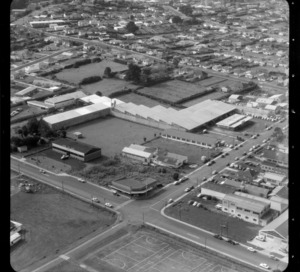 Mt Roskill/Onehunga area, Auckland, including the premises of Keith Hay Ltd