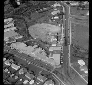 Sandringham, Auckland, showing the Richardson and Stoddard Roads intersection