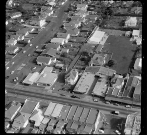 Mt Roskill/Onehunga area, Auckland, including premises of Variety Auctions Ltd and other businesses