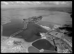 Auckland Drainage Board works, Mangere