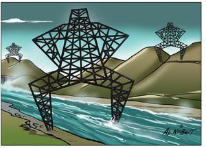 Nisbet, Alastair, 1958- :[Maori power]. 15 July 2012