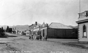 Main Street, Naseby