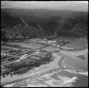 Ngakawau and Ngakawau River, Buller district