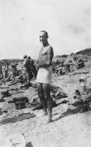 New Zealand soldier, Gallipoli, Turkey