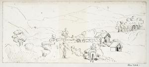 [Yarborough, Gertrude Flora Cooke], fl 1870-1917 :Wairoa. [ca 1882?]