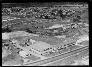 Johnston Cardboard Box Company factory, Penrose, Auckland